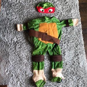 Other - Teenage Mutant Ninja Turtle 2T Costume